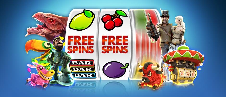Free Spins No Deposit Bonuses