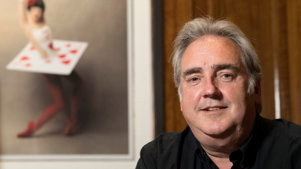Famous UK Gamblers : Harry Findlay